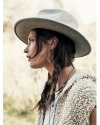 Free People | Gray Lack Of Colour Womens The Mack Felt H | Lyst