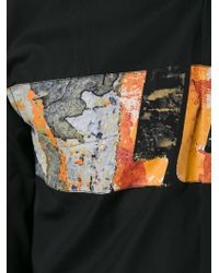 Givenchy | Black Love Print Shirt for Men | Lyst