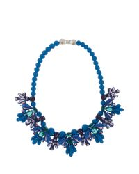 EK Thongprasert | Blue Jewelled Choker | Lyst