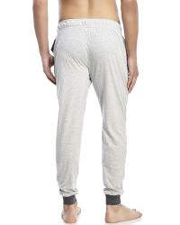 Kenneth Cole Reaction - Gray Drawstring Knit Lounge Pants for Men - Lyst