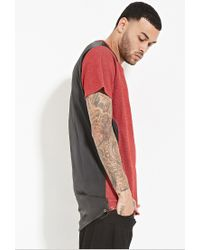 Forever 21 | Red Unknown Ripstop Tee You've Been Added To The Waitlist for Men | Lyst