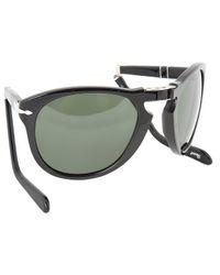 """Persol - Po0714-9531-54 \""""Steve Mcqueen\"""" Edition: Black Frame Grey Lens for Men - Lyst"""