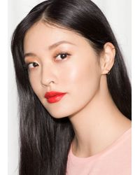 & Other Stories | Metallic Two Way Ear Cuff | Lyst