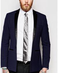 Vivienne Westwood - Gray Orb Tie 7cm for Men - Lyst