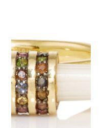 Daniela Villegas | Multicolor One Of A Kind Husos & Piruros Ring | Lyst