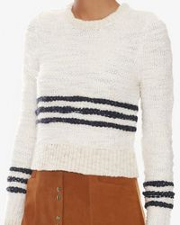 A.L.C. - Natural Exclusive Striped Sweater - Lyst