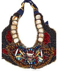 Anita Quansah London   Multicolor Esme Necklace   Lyst