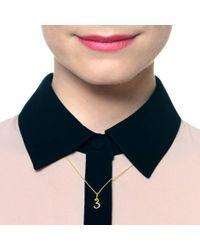 Lulu Frost | Metallic Code Sterling Silver 6 Necklace | Lyst
