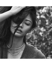 Jenny Bird | Metallic River Collar | Lyst