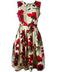 Samantha Sung - Natural 'rachel' Dress - Lyst