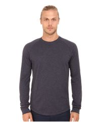 Original Penguin | Blue New Bada Long Sleeve Heritage for Men | Lyst