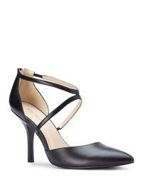 Nine West - Black Blokhina Pumps - Lyst