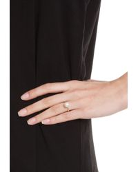 Sophie Bille Brahe White Lisa Grande Pearl Ring