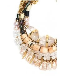 Lizzie Fortunato | Natural Excess And Elegance Necklace | Lyst