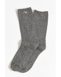 Obey - Gray Crosby Sock for Men - Lyst
