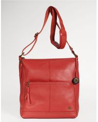 The Sak | Red Iris Crossbody | Lyst