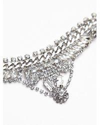 Free People | Metallic Womens Glacier Pass Bracelet | Lyst