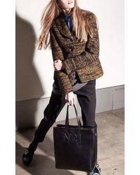 N°21 - Yellow Marinella Jacket - Lyst