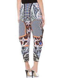 Clover Canyon | Multicolor Cuban Tile Pants | Lyst