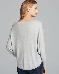 Joie | Gray Sweater Christelle Dolman | Lyst