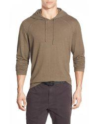 Gramicci - Natural 'avalanche Bridger' Long Sleeve Pullover for Men - Lyst