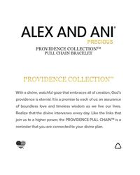 ALEX AND ANI - Metallic Precious Metals Evil Eye Cobra Pull Chain Bracelet - Lyst