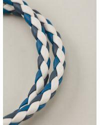 Tod's | Blue My Colours Bracelet for Men | Lyst