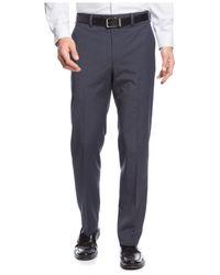 Lauren by Ralph Lauren | New Blue Neat Dress Pants for Men | Lyst