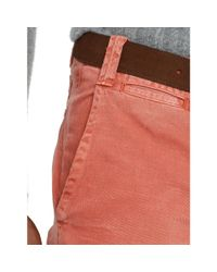 Ralph Lauren - Red Straight Fit Chino Pant for Men - Lyst