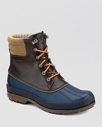 Sperry Top-Sider - Blue Cold Bay Waterproof Boots - Lyst