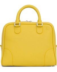 Loewe | Amazona 75 Bag, Women's, Yellow | Lyst
