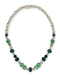 Ippolita | Metallic 925 Rock Candy Tennis Necklace | Lyst