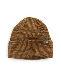 Filson - Green Knit Wool Watch Cap for Men - Lyst