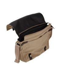 Fossil - Natural Cross-body Bag for Men - Lyst