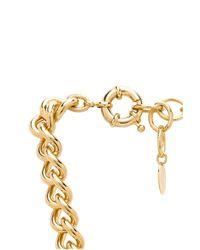 Elizabeth Cole - Metallic Sage Necklace - Lyst