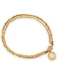 Astley Clarke - Metallic Cosmos Nugget Bracelet - Lyst