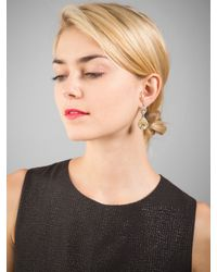 BaubleBar | Yellow Belle Drops | Lyst