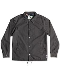 Quiksilver | Gray Death By Bright Jacket for Men | Lyst