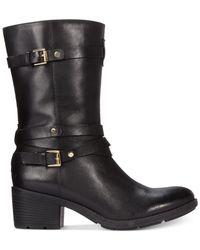 Bandolino | Black Ursal Mid-shaft Boots | Lyst
