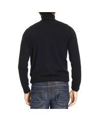 Iceberg - Black Sweater for Men - Lyst