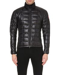 Canada Goose | Black Hybridge Quilted Shell Jacket for Men | Lyst