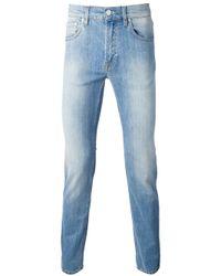 Acne Studios | Blue Ace Light Vintage Skinny Fit Jean for Men | Lyst