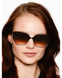 kate spade new york - Brown Raelyn Sunglasses - Lyst