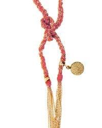 Carolina Bucci   Brown Love Charm Lucky Bracelet   Lyst