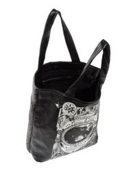 Balmain | Gray Handbag | Lyst
