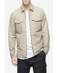 Rag & Bone - Gray Shieff Jacket for Men - Lyst