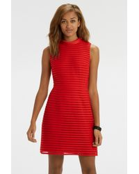 Oasis | Multicolor Ruffle One Shoulder Dress | Lyst