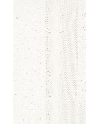 Sanctuary - White New Snuggle Sweater - Lyst