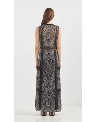 Sea | Black Long Dress | Lyst