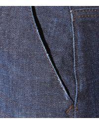 Dorothee Schumacher - Blue Wide-leg Cropped Jeans - Lyst